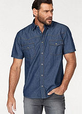 Arizona Blue Stone Denim Shirt