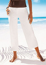Beachtime Cropped Beach Pants