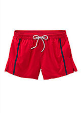 Buffalo Red Swimming Shorts