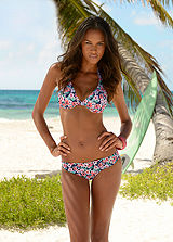 Chiemsee Multi-Coloured Underwired Bikini