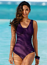 LASCANA Purple Swimsuit