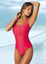LASCANA Red Swimsuit