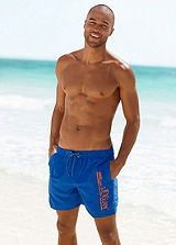 s.Oliver Blue Swimming Shorts