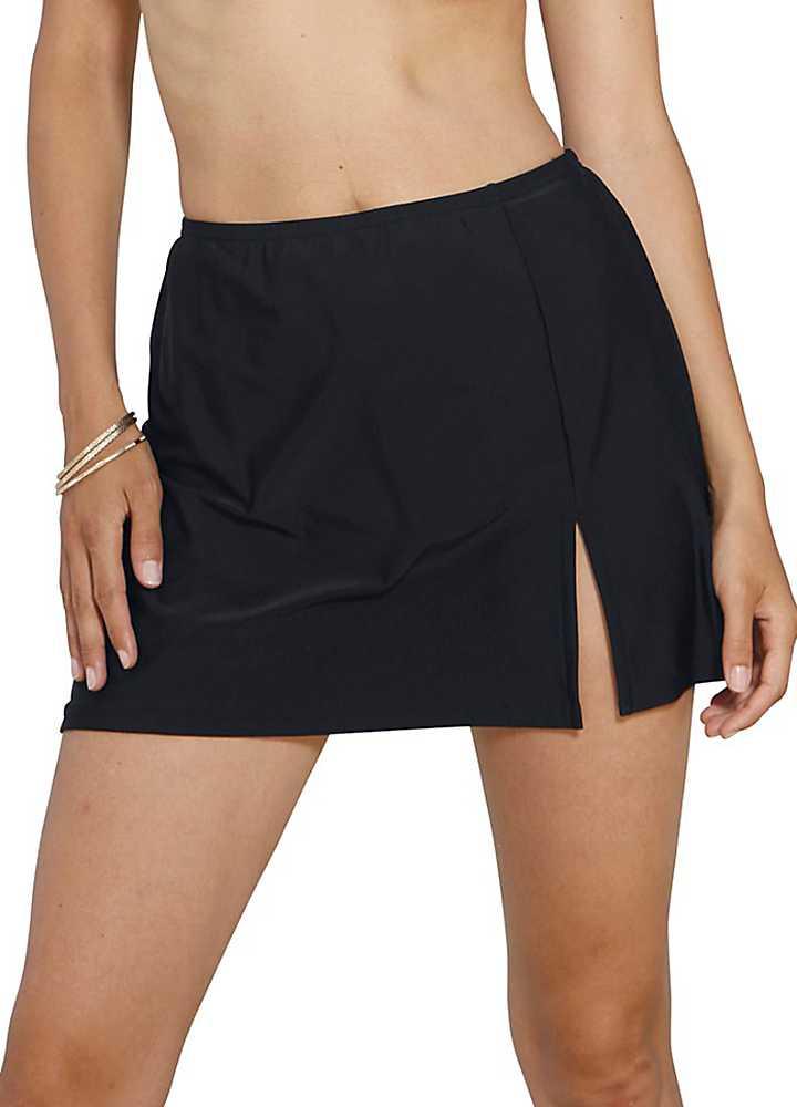 Black Swim Skirt 120